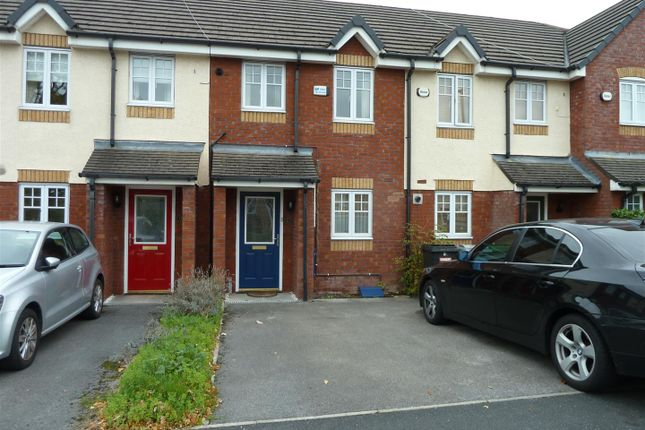 Thumbnail Terraced house to rent in Bleadale Close, Wilmslow