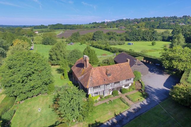 Thumbnail Detached house for sale in Bedgebury Road, Goudhurst, Kent