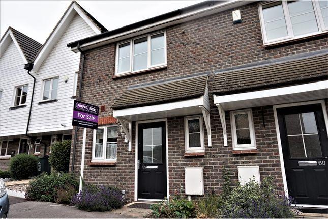 Thumbnail Terraced house for sale in Baker Crescent, Dartford