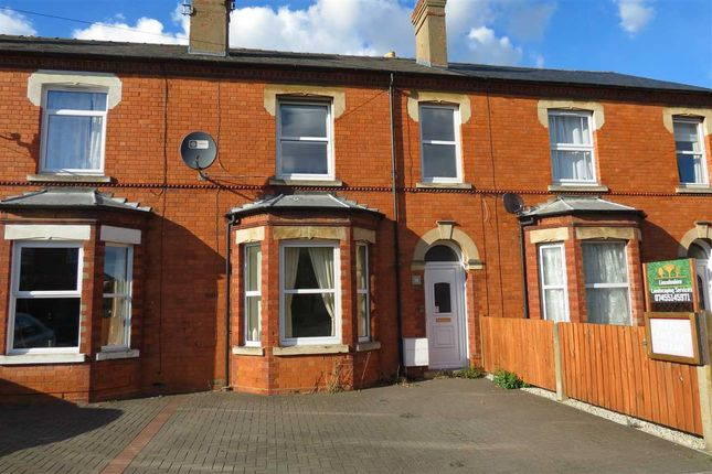 Thumbnail Terraced house to rent in Grantham Road, Sleaford