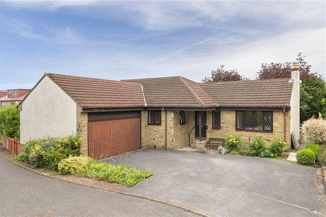 Thumbnail Bungalow for sale in Holme Park, Burley In Wharfedale, Ilkley, West Yorkshire