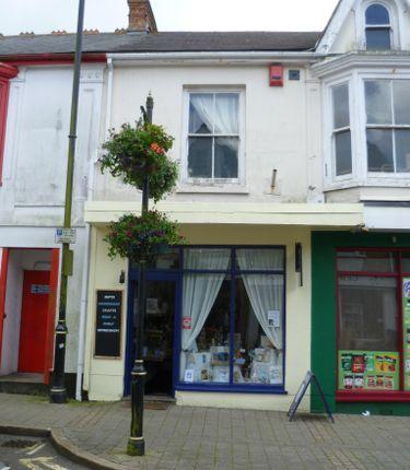 Thumbnail Retail premises to let in Trelowarren Street, Camborne