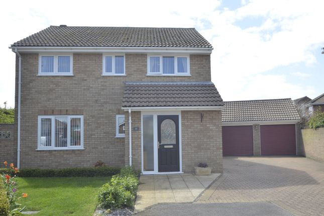 4 bed detached house for sale in Chelsworth Road, Felixstowe IP11