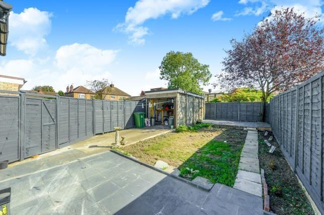 Garden of Sydney Road, Watford, Hertfordshire, . WD18