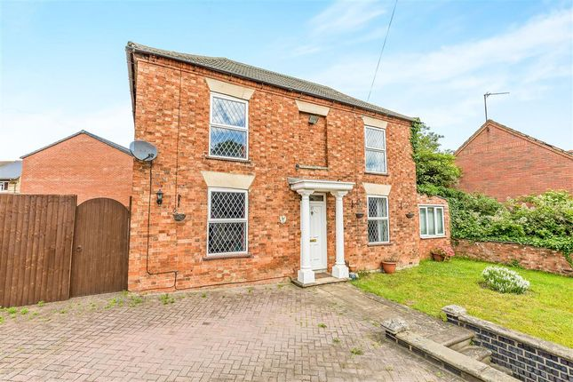 Thumbnail Detached house for sale in Station Road, Irthlingborough, Wellingborough