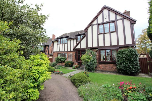 Thumbnail Detached house for sale in The Hermitage, Thornton-Cleveleys, Lancashire