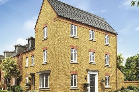 """Thumbnail Semi-detached house for sale in """"Parkin"""" at South Road, Durham"""
