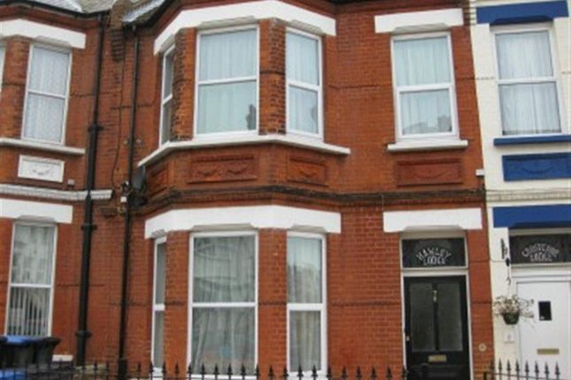 Thumbnail Flat to rent in Norfolk Road, Cliftonville, Margate