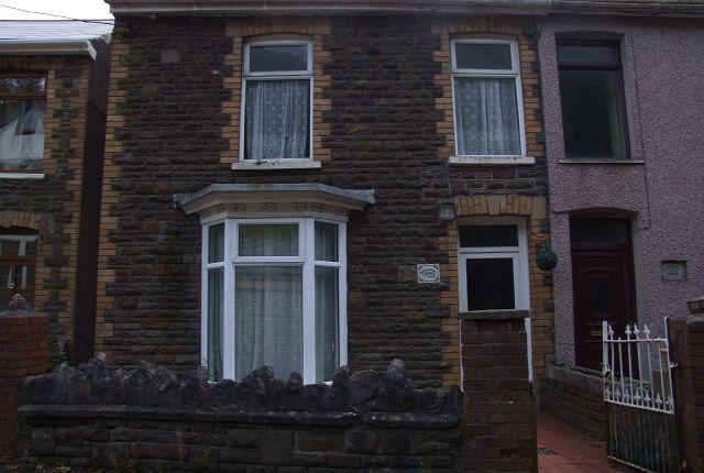 Thumbnail Semi-detached house for sale in 32 Pantdu, Cwmavon, Port Talbot