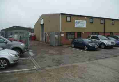 Thumbnail Commercial property for sale in James Watt Close, Great Yarmouth