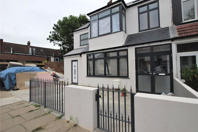 Thumbnail Semi-detached house to rent in Avenue Road, London