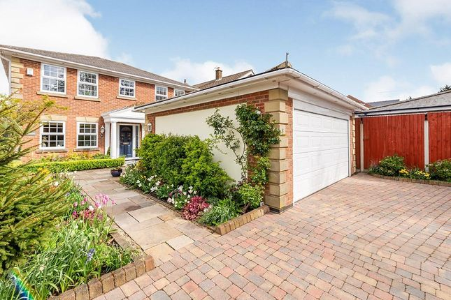 Thumbnail Detached house for sale in Sketchley Lane, Burbage, Hinckley, Leicestershire