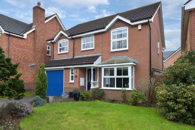 Thumbnail Detached house for sale in Weaver Avenue, Sutton Coldfield