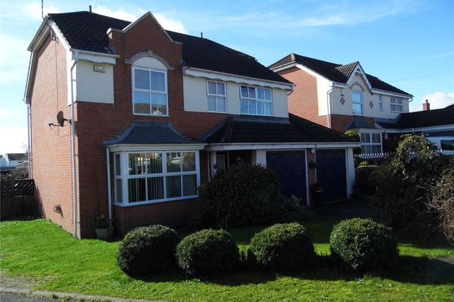 Thumbnail Detached house for sale in Gloucester Court, Wrenthorpe, Wakefield, West Yorkshire