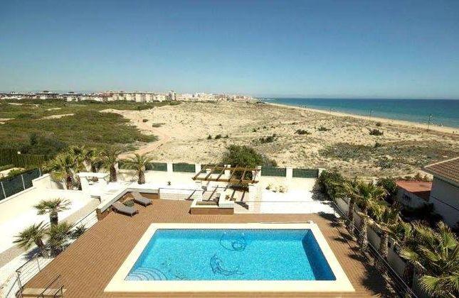 Thumbnail Villa for sale in Spain, Valencia, Alicante, La Mata