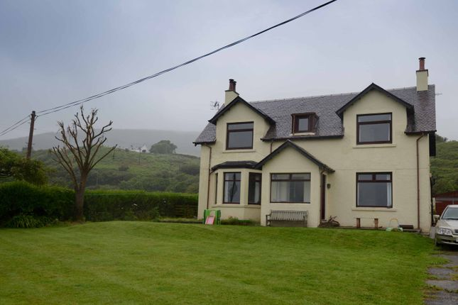 Thumbnail Detached house for sale in Kildonan, Isle Of Arran