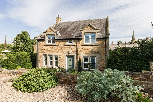 Thumbnail Detached house for sale in Westfield House, 1 The Green, Matfen, Northumberland
