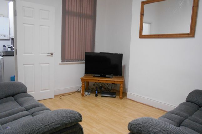 Thumbnail Terraced house to rent in Lancing Road, Sheffield