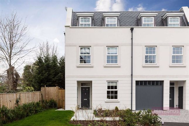 Thumbnail Semi-detached house for sale in Ridgemount Gardens, Enfield