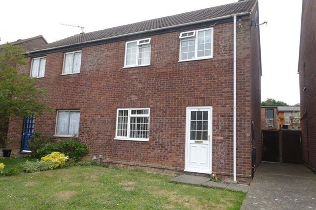 Thumbnail Semi-detached house for sale in Gurney Avenue, Tuffley, Gloucester