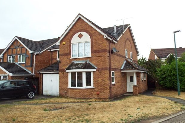 Thumbnail Property to rent in Franklin Close, Arnold, Nottingham