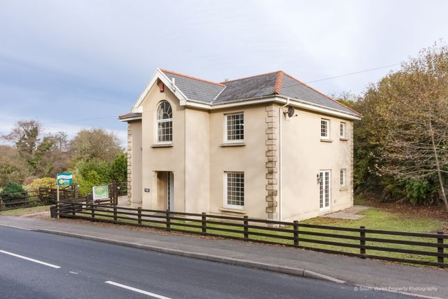 Thumbnail Detached house for sale in Llandeilo Road, Carmel, Llanelli