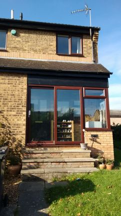 Thumbnail Semi-detached house to rent in The Spinney, Bar Hill, Cambridge