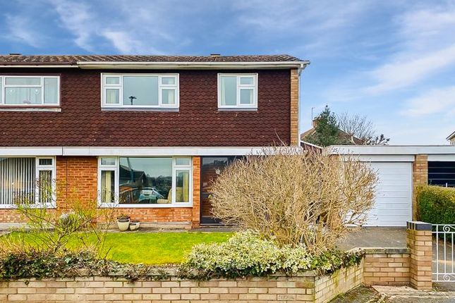 3 bed detached house for sale in Blenheim Close, Hereford HR1