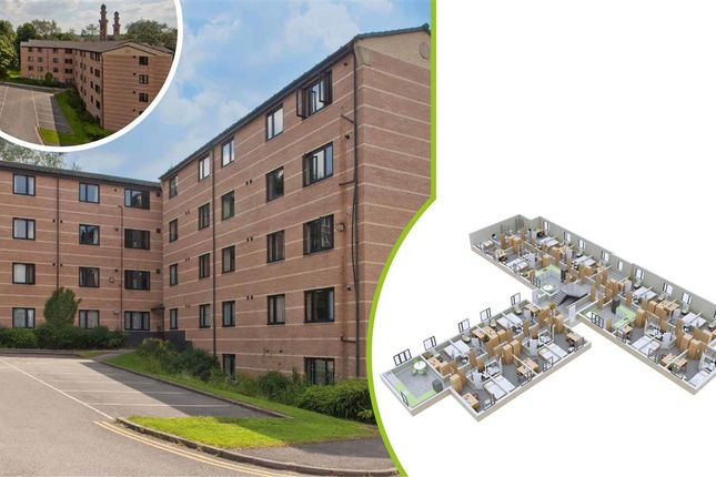 Thumbnail Flat for sale in Allsaints House, Laisteridge Lane, Bradford