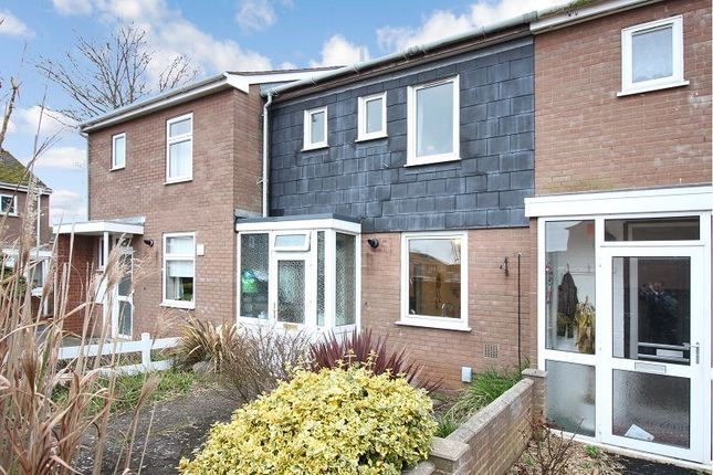 Thumbnail Terraced house for sale in Mortimer Court, Bishop Westall Road, Exeter