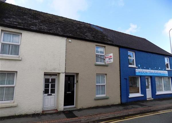 Thumbnail Terraced house to rent in Prendergast, Haverfordwest