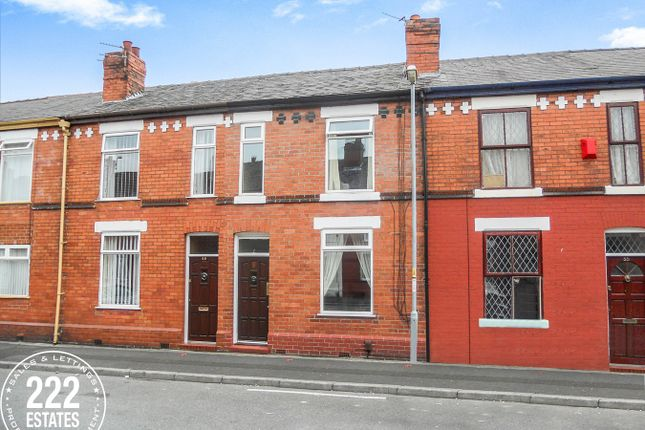 3 bed terraced house to rent in Algernon Street, Warrington