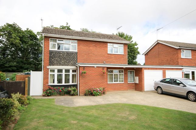 Thumbnail Link-detached house for sale in White Street, Martham, Great Yarmouth