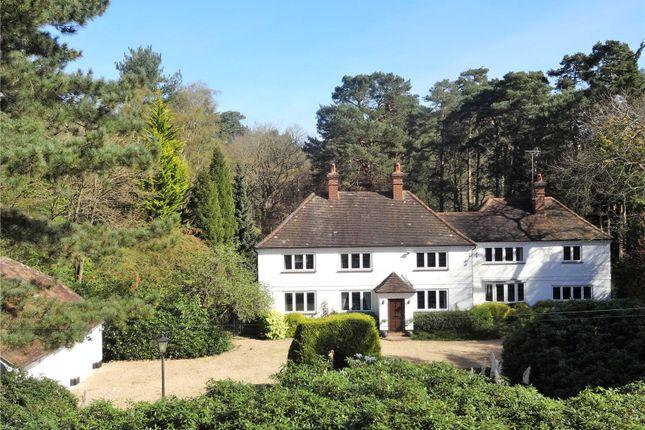 Thumbnail Detached house for sale in The Ridges, Finchampstead, Wokingham