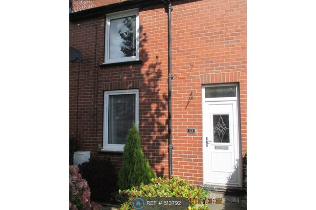Thumbnail Terraced house to rent in Rockingham Street, Barnsley