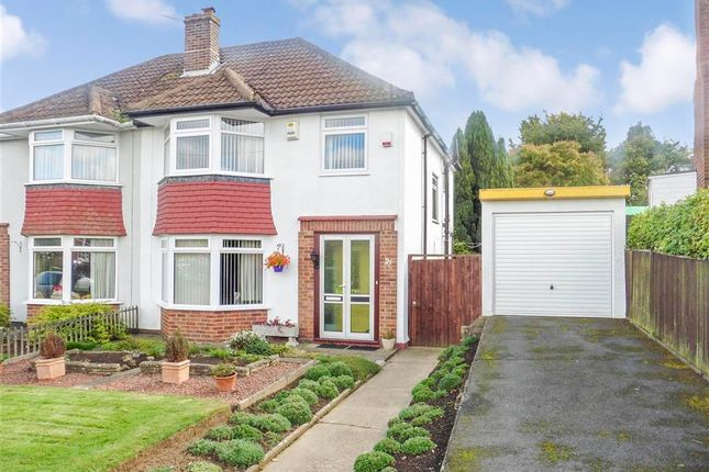 Thumbnail Semi-detached house for sale in Ringwood Road, Maidstone, Kent