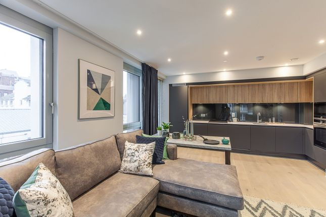 Thumbnail Flat to rent in Verto Building, Kings Road