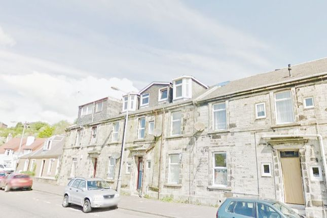 1 bed flat for sale in 7, Main Street, Newmilns KA169Hb