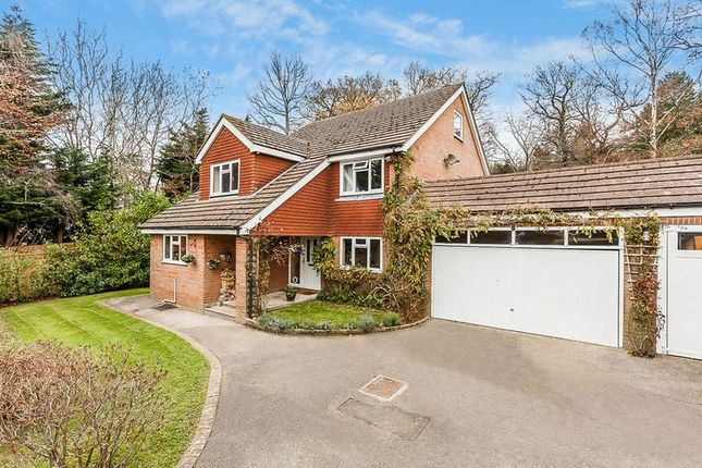 Thumbnail Detached house for sale in Camden Park, Tunbridge Wells