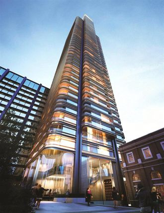 Thumbnail Flat for sale in Principal Tower, Shoreditch Highstreet, London