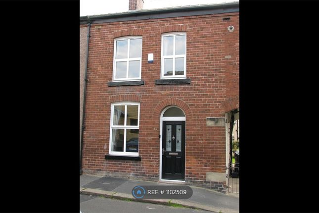 2 bed terraced house to rent in Hadfield St, Glossop SK13