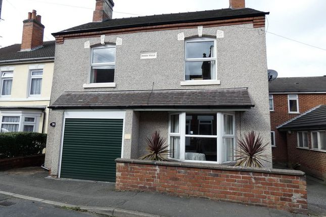 Thumbnail Detached house for sale in Wood Street, Church Gresley, Swadlincote