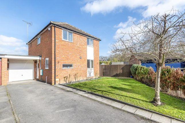 Thumbnail Detached house for sale in Bridges Close, Wokingham