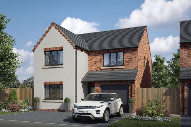 Thumbnail Detached house for sale in Lowfields Centre, Brant Road, Lincoln