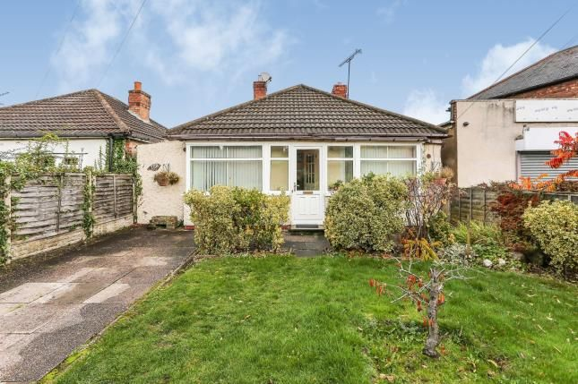 Thumbnail Bungalow for sale in Common Lane, Sheldon, Birmingham, West Midlands