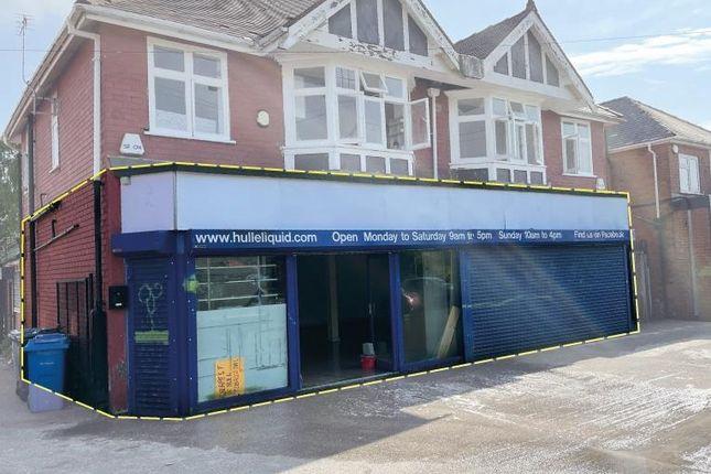 Thumbnail Retail premises to let in 453- 455 Endike Lane, Hull