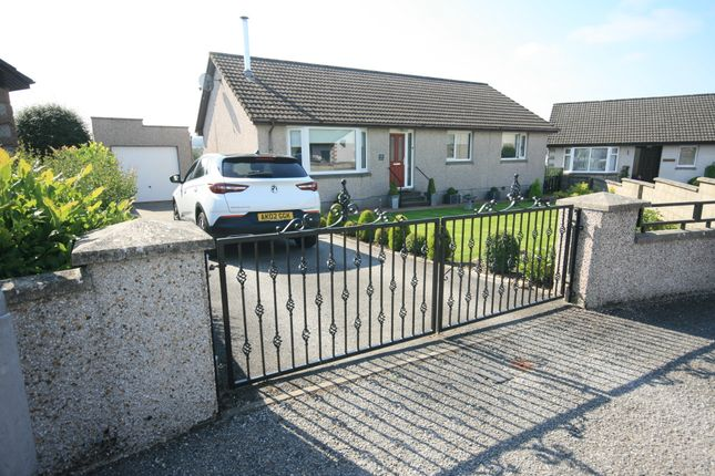 Thumbnail Detached bungalow for sale in Broomhill Court, Keith