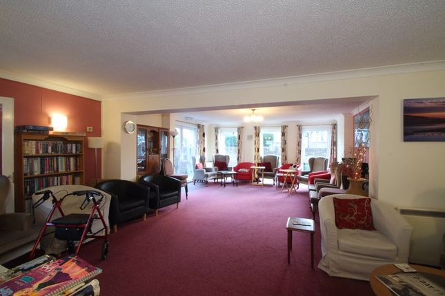Residents Lounge of Homepoint House, Southampton SO18