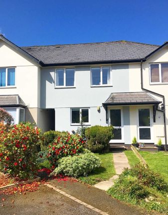 Thumbnail Terraced house for sale in Rangers Close, Buckfastleigh