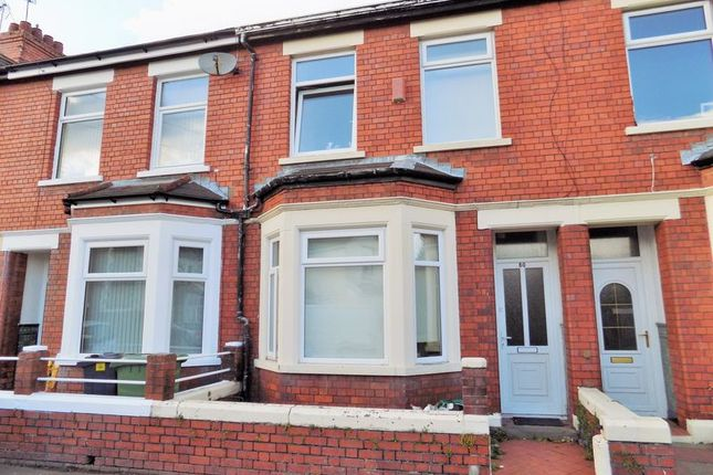 Thumbnail Terraced house for sale in Gelligaer Street, Cathays, Cardiff